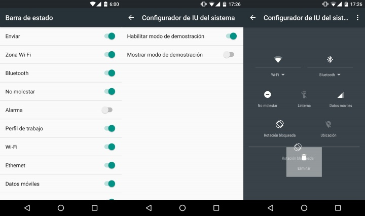 Imagen - Cómo mostrar el porcentaje de batería en Android 6.0 Marshmallow