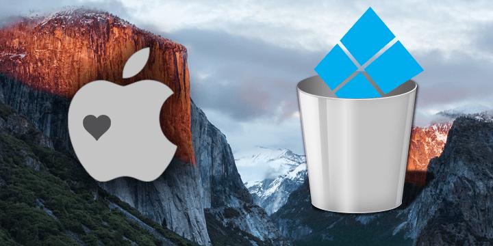 Esta es mi experiencia tras el cambio de Windows a Mac