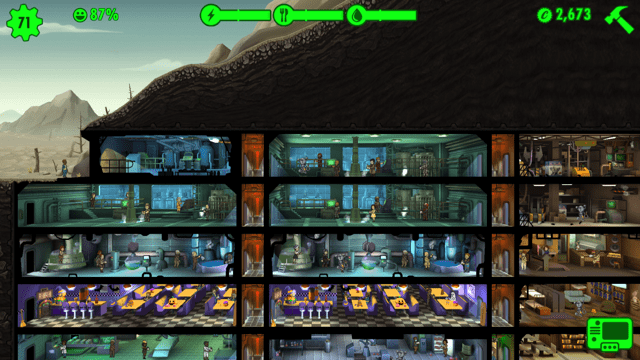 Imagen - Guía de Fallout Shelter para iOS: trucos y consejos para optimizar tu refugio