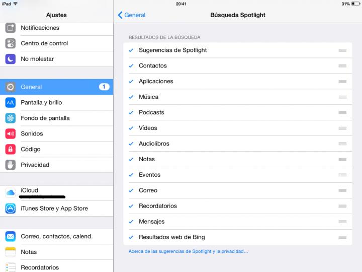 Imagen - Cómo buscar en iPad o iPhone