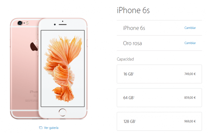 Iphone  S Comprar