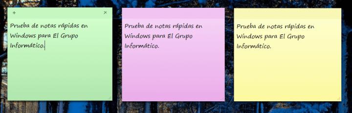 Imagen - Cómo escribir notas en Windows 10
