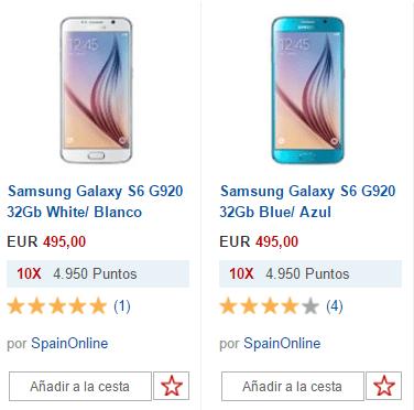 Imagen - ¿Dónde comprar el Samsung Galaxy S6 más barato?