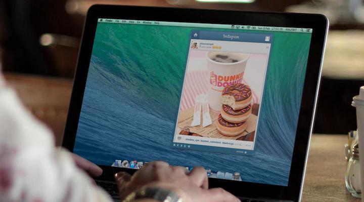 Cómo subir fotos a Instagram desde Mac