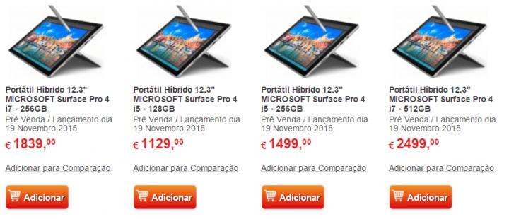 Imagen - 9 tiendas donde comprar la Surface Pro 4