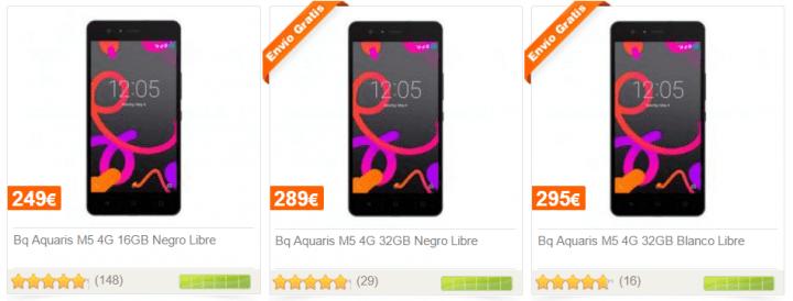 Imagen - Dónde comprar el bq Aquaris M5