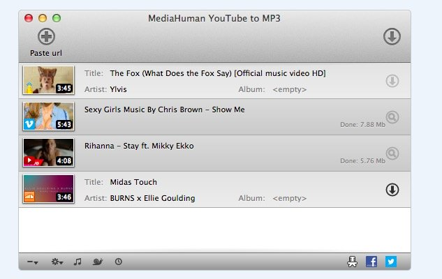 como bajar musica de youtube en un mac