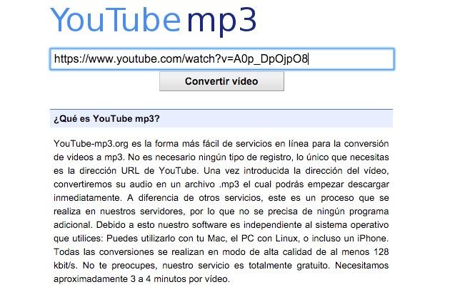 programa para bajar musica en mac de youtube