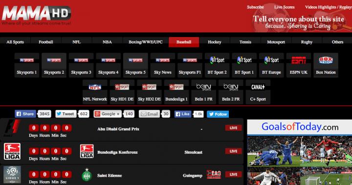 Imagen - Las 6 mejores webs para ver fútbol online gratis