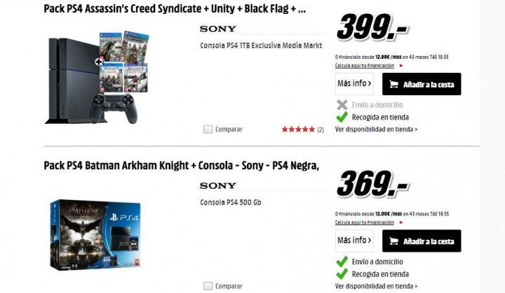 Imagen - Dónde comprar la PlayStation 4 más barata