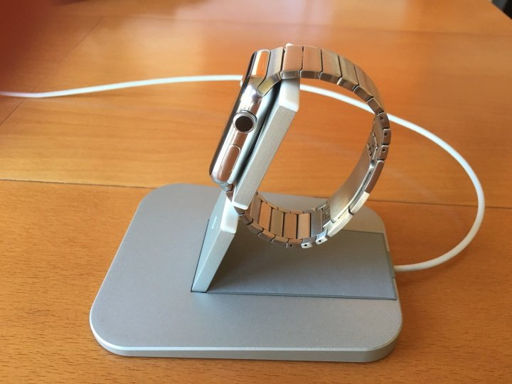 Imagen - Review: dock HiRise para Apple Watch de Twelve South