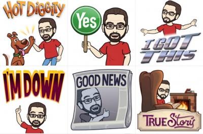 Imagen - Crea stickers con tu cara para WhatsApp