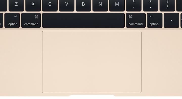 Los teclados de Apple también tendrán Force Touch