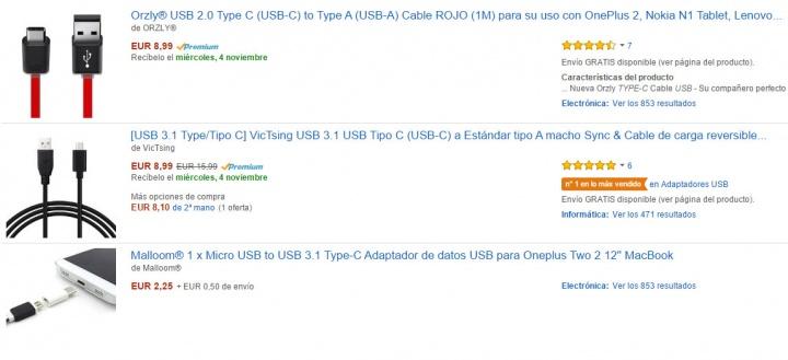 Imagen - Dónde comprar un cable USB Type-C