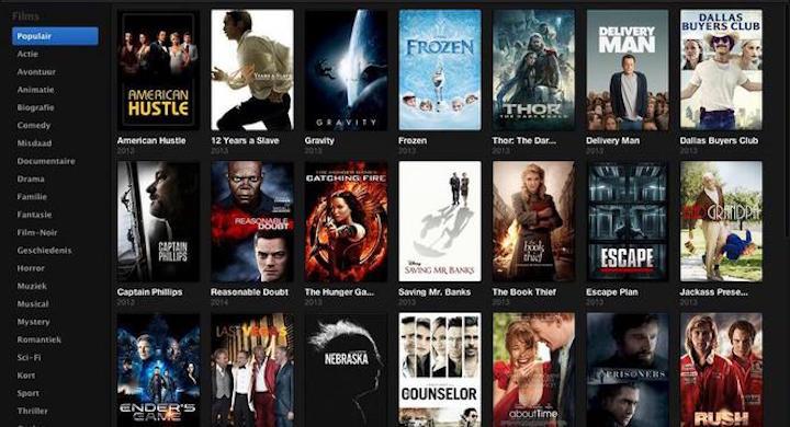 Cómo ver películas gratis en Windows 10