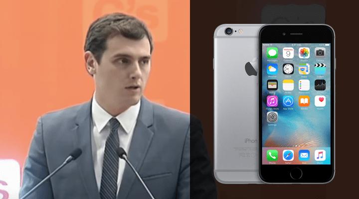 Imagen - ¿Qué smartphone tienen los políticos del 20D?