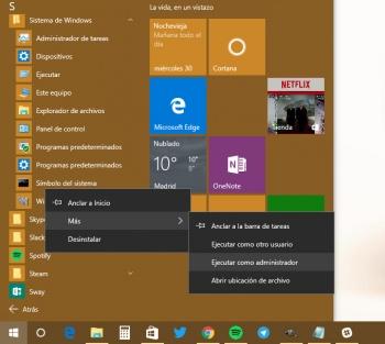 Imagen - Cómo quitar la hibernación en Windows