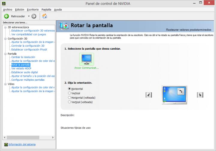 Imagen - Cómo girar la pantalla en Windows