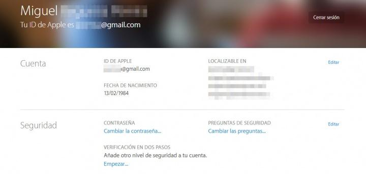 Imagen - Verificación en dos pasos de iOS 9, para qué sirve y cómo configurarla