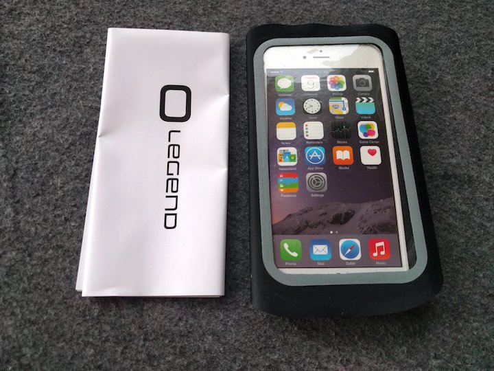 Imagen - Review: funda de deporte Legend Loop para iPhone 6s
