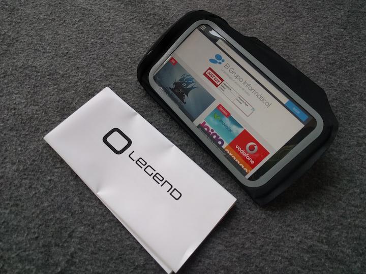 Imagen - Review: funda de deporte Legend Loop para iPhone 6s