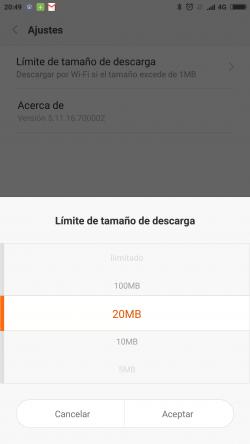 Imagen - Cómo descargar aplicaciones en MIUI/Xiaomi sin WiFi