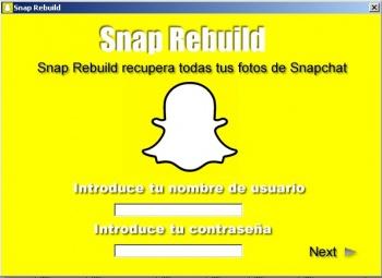 Imagen - Snap Rebuild, la app que promete recuperar fotos de Snapchat