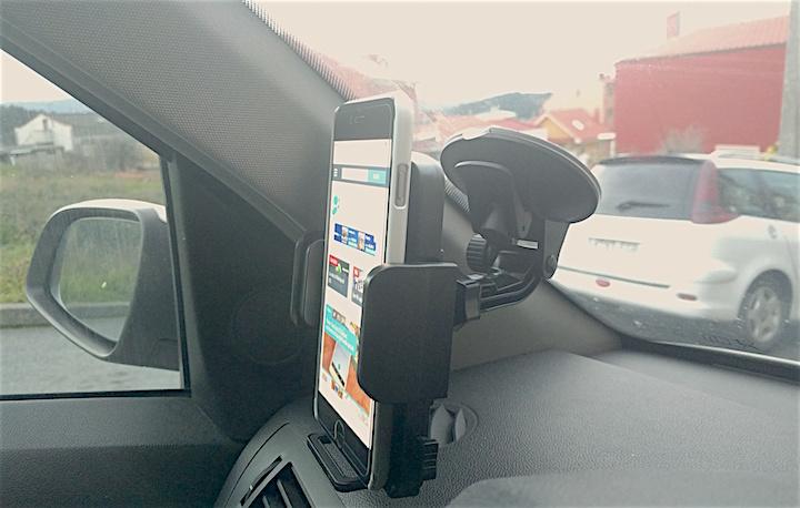 Imagen - Review: 2 accesorios imprescindibles para tu coche de iClever