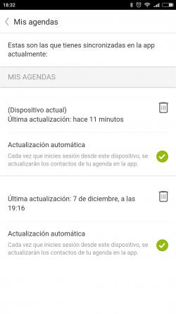 Imagen - Cómo sincronizar contactos en la agenda de Tuenti