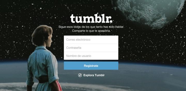 Imagen - ¿Qué es y cómo usar Tumblr?
