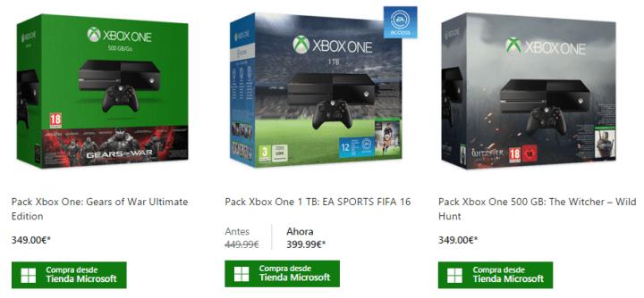 Imagen - Dónde comprar la Xbox One más barata