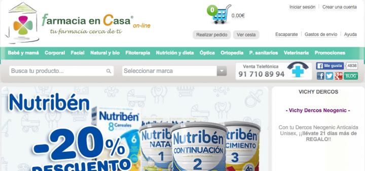 Imagen - 5 farmacias para comprar por Internet