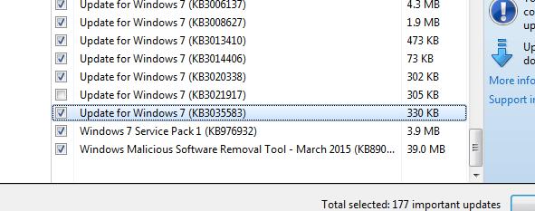Imagen - Cómo quitar la notificación de actualización a Windows 10