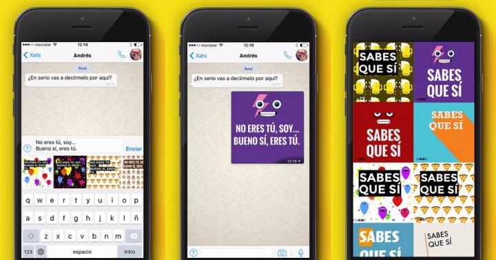 Imagen - Mood, el teclado para iOS que crea imágenes con nuestros mensajes
