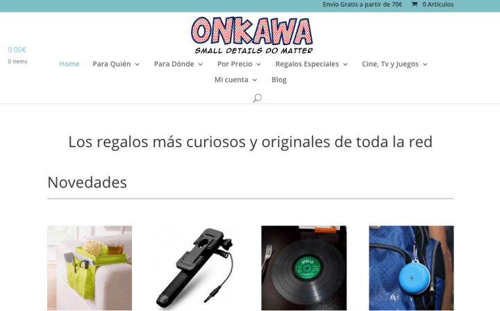 Imagen - Las 5 mejores tiendas de gadgets online
