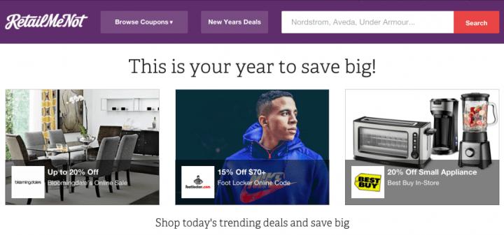 Imagen - Las 5 mejores webs de cupones de descuento online