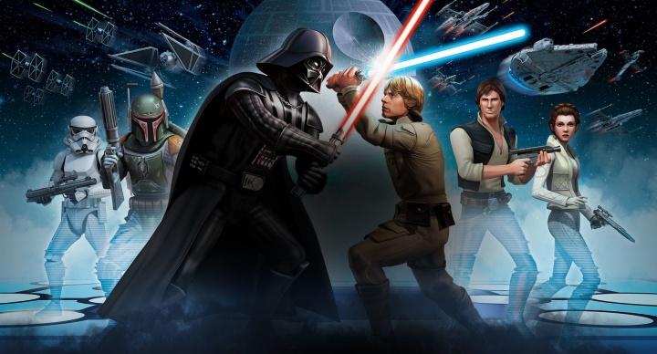 7 juegos de Star Wars gratis para Android