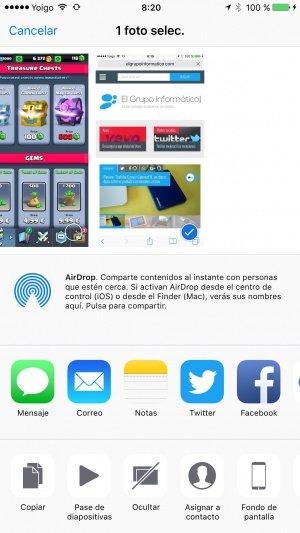 Imagen - Cómo compartir archivos entre iPhone y Mac