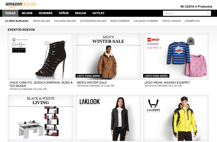 b1ffcb74ea Imagen - Las 5 mejores tiendas para comprar ropa por Internet