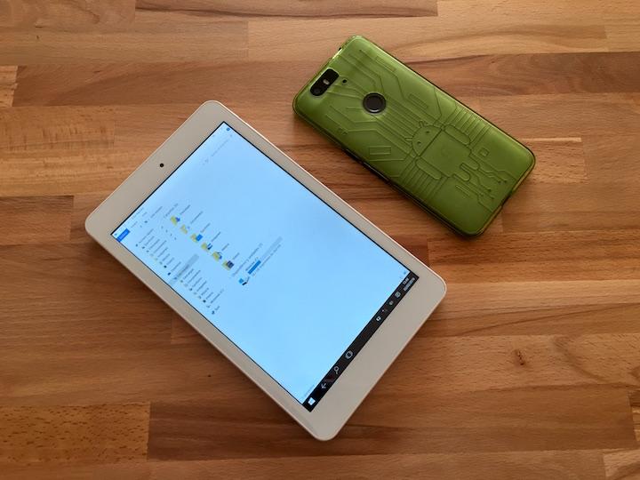 Imagen - Review: Cube iWork 8, una tablet con Windows 10 a un precio imbatible