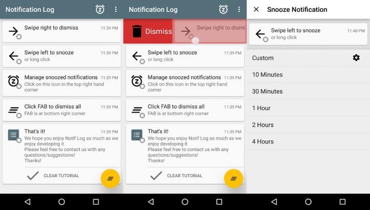 Imagen - Cómo recuperar notificaciones en Android