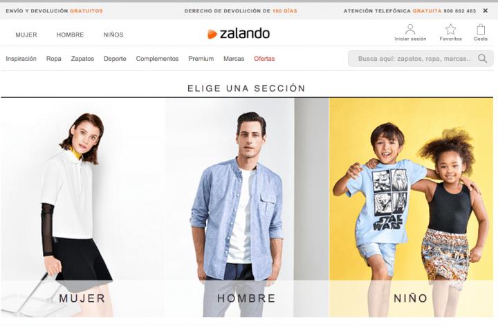 1ec28468c0a8 Las 5 mejores tiendas para comprar ropa por Internet
