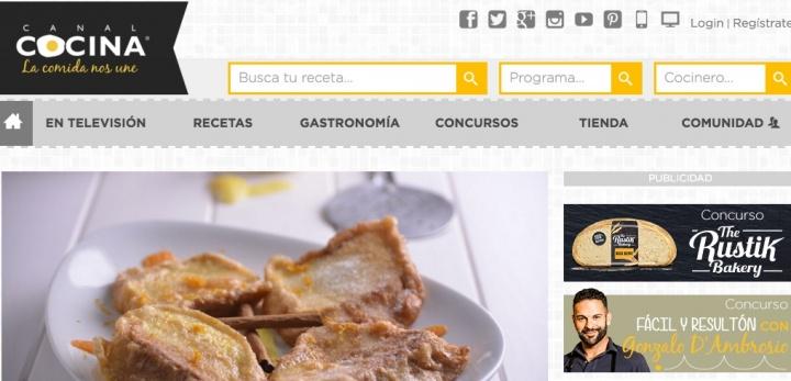 Imagen - Las 5 mejores webs de recetas online