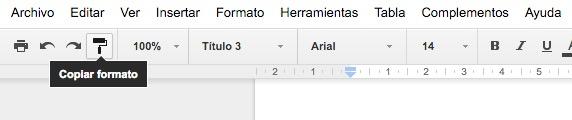 Imagen - Cómo crear un índice en Google Docs