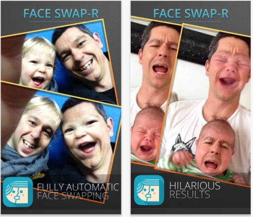 Imagen - Face Swap-r, una alternativa a MSQRD para intercambiar caras