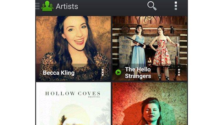 Imagen - Los 5 mejores reproductores de música para Android