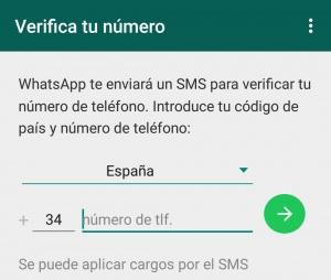 Imagen - Cómo tener dos cuentas de WhatsApp en Samsung Galaxy