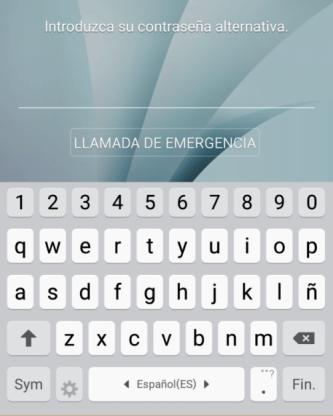 Imagen - Cómo desbloquear el Samsung Galaxy S6 si falla el sensor de huellas