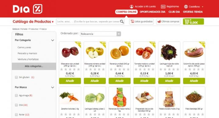 Imagen - 10 webs para hacer la compra por Internet