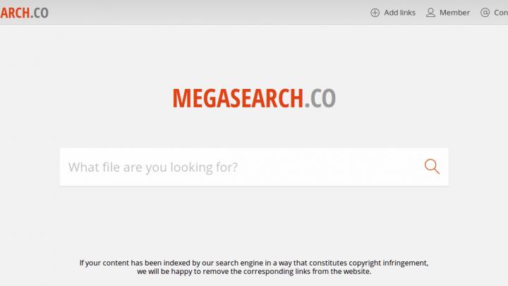 MegaSearch, el buscador de archivos para Mega